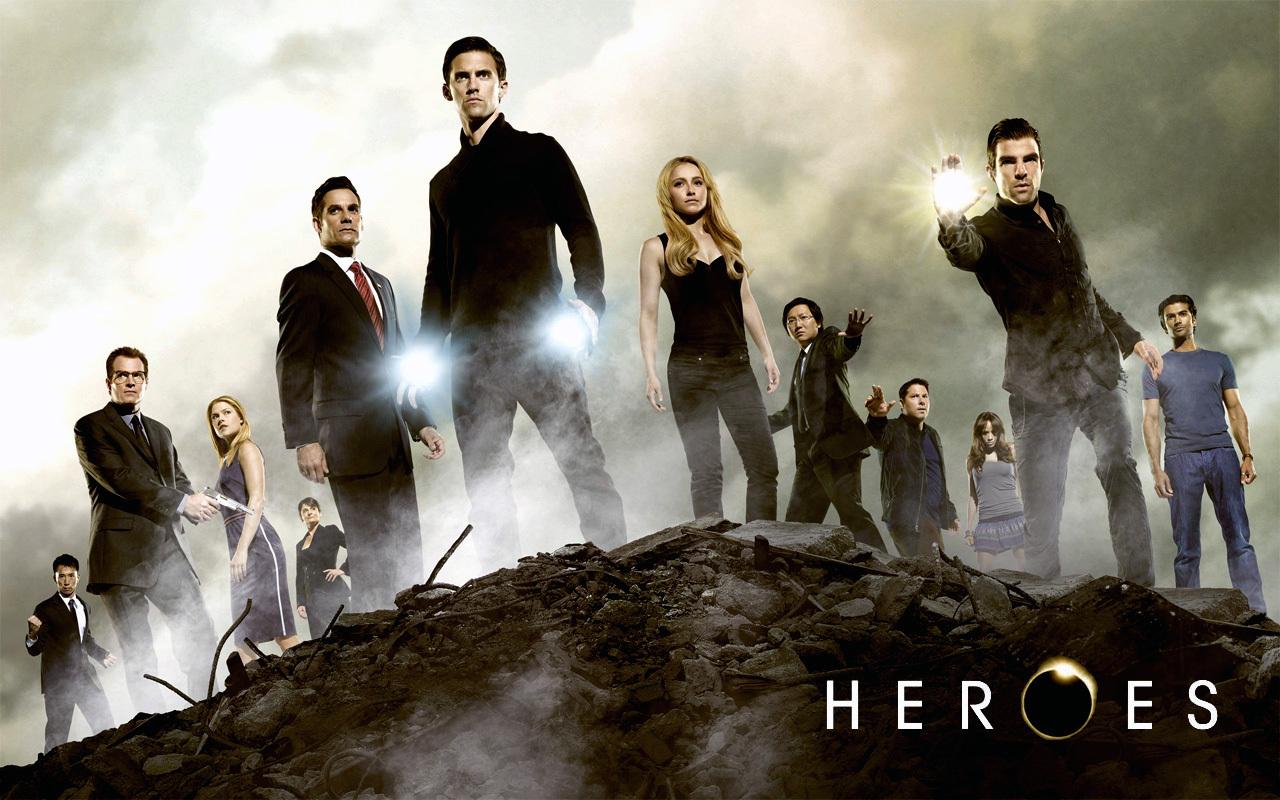 burning series heroes